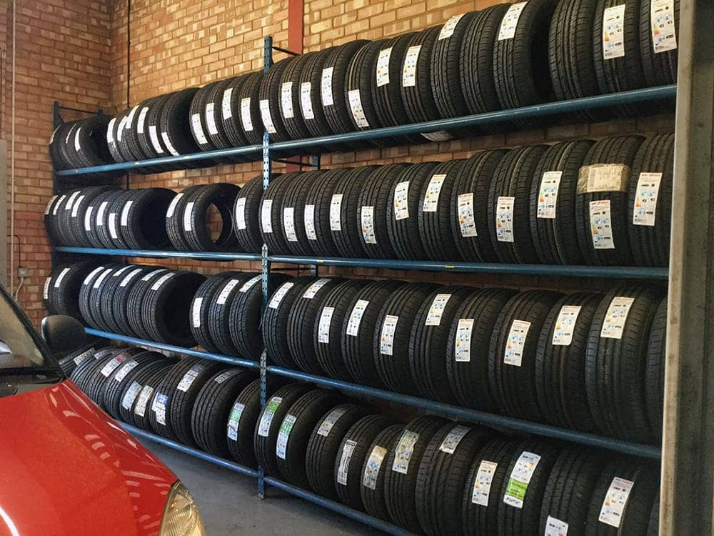 Tyres in Leighton Buzzard
