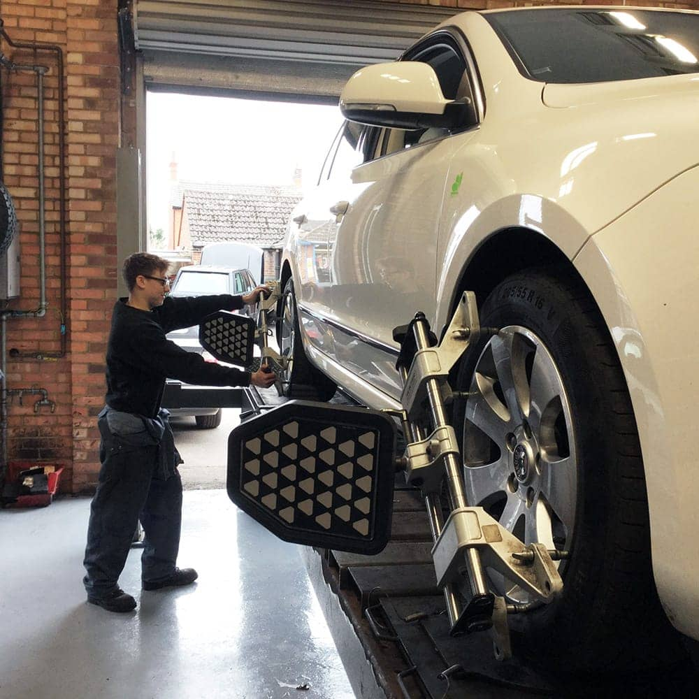 Wheel Alignment in Leighton Buzzard